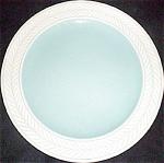 Harker Laurelton Blue Dinner Plate