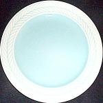 Harker Laurelton Blue Salad Plate