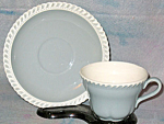 Harker Chesterton Cup And Saucer
