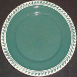 Harker Corinthian Bread Plate