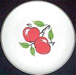 Harker Stone China Apple Plate