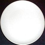 Harker Stoneware White Salad Plate