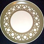 Harker Persian Key Dinner Plate