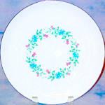 Harker Dining Elegance Floral Dinner Plate