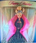 1998 Mattel Happy Holidays Barbie Doll