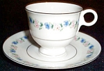 Haviland Pemberton Demi Cup And Saucer