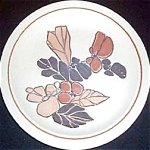 Homer Laughlin Rock Garden Dinner Plate
