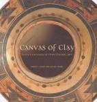 Canvas Of Clay: Seven Centuries Of Hopi Ceramic Art By: Edwin L. Wade & Allan Cooke
