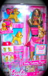 Collectible Mattel Barbie Doll Potty Training Pups New In Box #r9514