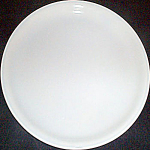 Homer Laughlin Jubilee Gray Luncheon Plate