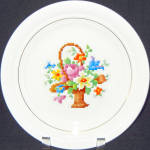 Salem Basket Pp Dinner Plate