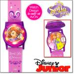 Sofia The First Light Up Watch