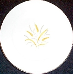 Cunningham Pickett Golden Harvest Bread Plate