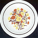 Homer Laughlin New Paradise Salad Plate