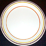 Homer Laughlin Heritage Lunch Plate