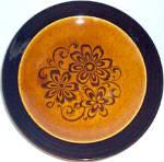 Hlc Decostone Gold Glade Salad Plate