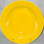 Homer Laughlin Harlequin Yellow Soup Bowl