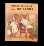 Uncle Wiggily And The Canoe George Carlson Illust. Howard Garis Auth.