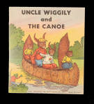 Uncle Wiggily And The Barber George Carlson Illust. Howard Garis Auth.