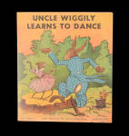 Uncle Wiggily Learns To Dance George Carlson Illust. Howard Garis Auth.