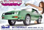 1986 Chevrolet Monte Carlo 2 N 1 Super Rise Donk