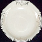 Homer Laughlin Bows / Swags Soup Bowl