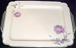 Homer Laughlin Century Rose Platter