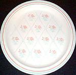Royal Trellis Chop Plate
