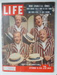 Life Magazine-september 15, 1958-bing Crosby's Boys