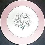 Homer Laughlin Springtime Dinner Plate