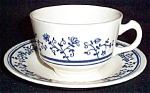 Homer Laughlin Sturbridge Cup And Saucer