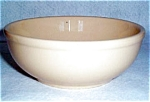 Homer Laughlin Tan Cereal Bowl