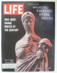 Life Magazine-february 8, 1963-muse Of Tragedy
