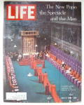 Life Magazine-july 5, 1963-cardinals Pay Homage