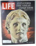 Life Magazine-may 3, 1963-alexander The Great