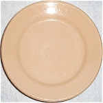 Homer Laughlin Tan Bread Plate