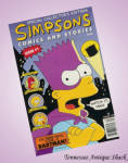 Simpsons 1993 Comics And Stories Issue #1