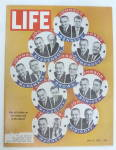 Life Magazine-may 8, 1964-button Up