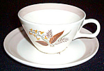 Cunningham Pickett Vogue Cup And Saucer