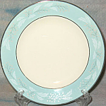 Homer Laughlin Romance Bread Plate