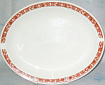 Homer Laughlin Old Dominion Platter