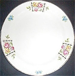 Cunningham Pickett Colonial Dinner Plate