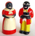 Uncle Mose & Jemimah Salt & Pepper Shakers
