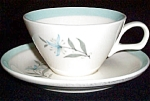 Cunningham Pickett Avalon Cup And Saucer