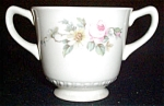 Homer Laughlin Dixie Rose / Armand Sugar Bowl