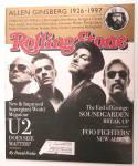 Rolling Stone May 29, 1997 U2