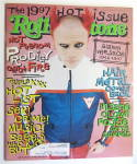 Rolling Stone August 21, 1997 Gianni Versace