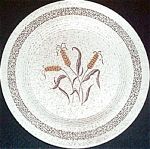 Homer Laughlin Country Wheat Dinner Plate