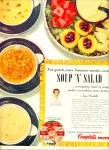 Campbell's Soups Ad - August 1953