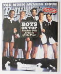 Rolling Stone January 20, 2000 Boys On Top
